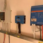 3kVA Victron Multiplus with 2kWh Lithium Battery | Gritsol (PTY) Ltd | Solar Designs & Installations