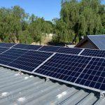 5kVA Victron solar system in Upington | Gritsol (PTY) Ltd | Solar Designs & Installations