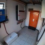 60kW Sungrow grid tie system build in Springbok | Gritsol (PTY) Ltd | Solar Designs & Installations